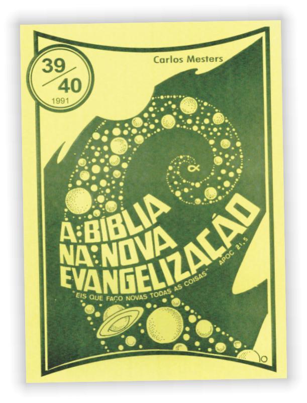 A palavra evangelização aparece pela primeira vez na Bíblia na época do exílio. Sentia-se