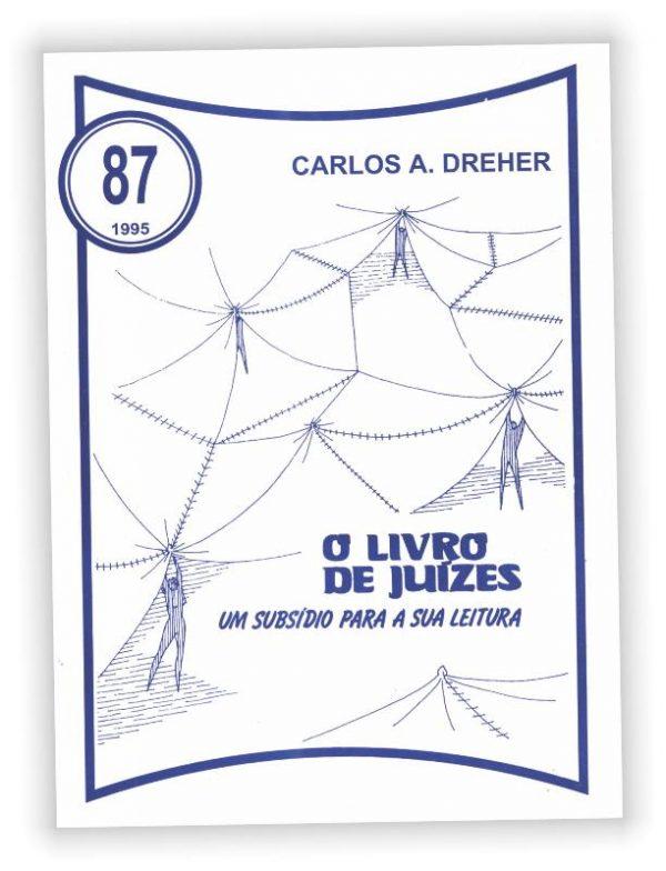 Neste livro Carlos Dreher apresenta o lugar vivencial do livro de Juízes