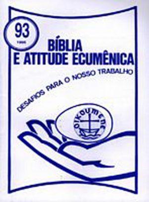 O fascículo traz uma coletânea de cinco experiências ecumênicas. Por exemplo