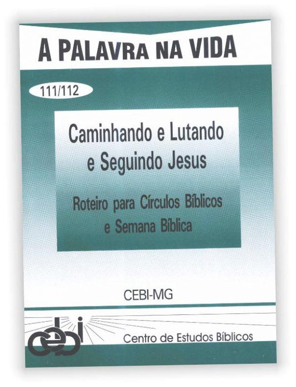 Este livrinho do Mês da Bíblia de 1997 à luz do Evangelho de Marcos mostra que a caminhada com Jesus traz conflito e luta