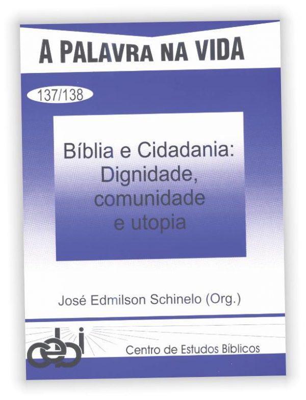 Este texto é o relatório do Seminário Nacional do CEBI realizado em 1998. É mais um passo de uma caminhada já bastante longa. Aqui você encontrará reflexões bíblicas sobre cidadania