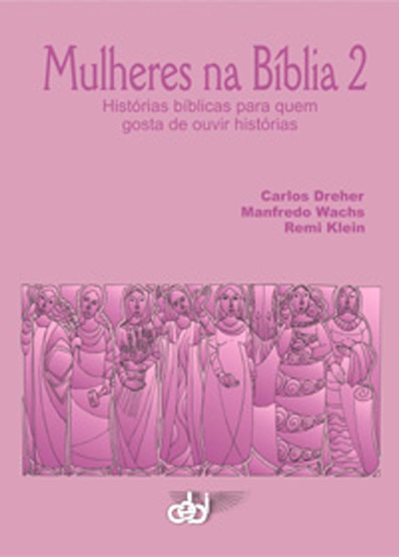 Este livro conta a história de seis mulheres presentes na narrativa bíblica. São histórias de vida