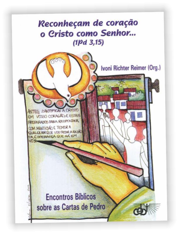 Encontros bíblicos sobre as Cartas de Pedro. Consiste de sete encontros para círculos bíblicos.