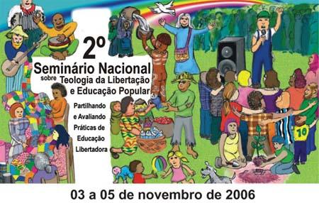II Seminário Nacional – Teologia da Libertação e Educação Popular