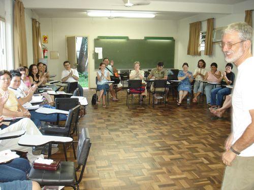 CEBI/EST realizam curso de Pós-Graduação - DABAR
