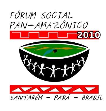 Santarém (PA) sediará V Fórum Social Pan-Amazônico