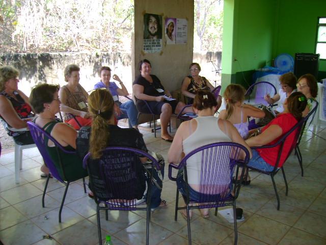 """""""Mulher, Saúde e Violência"""" é tema de Encontro em Vila Rica (MT)"""