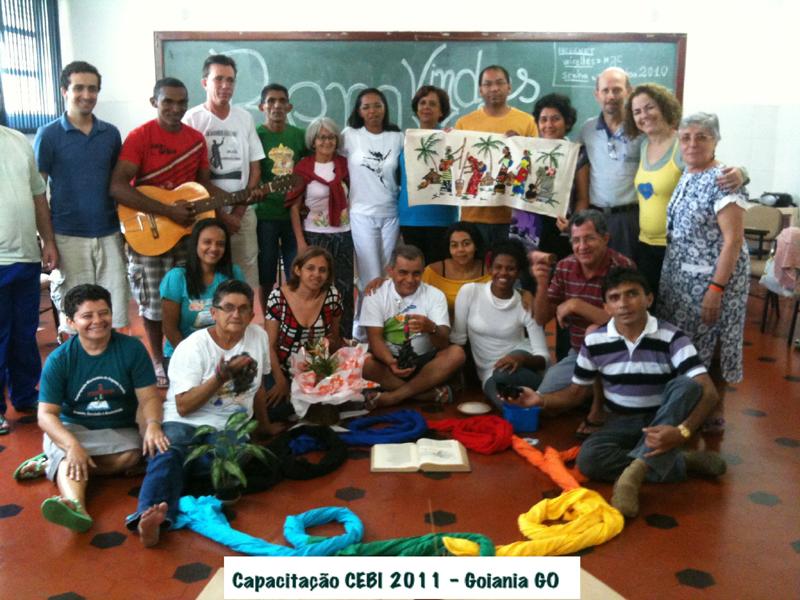 Curso de Capacitação em Assessoria Bíblica 2011 tem início em Goiânia