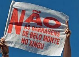 Movimentos preparam ato contra a Usina de Belo Monte