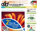 CEBI-RS lança blog