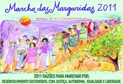 4ª edição da Marcha das Margaridas deve reunir 100 mil mulheres do campo em Brasília
