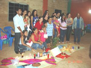 CEBI-MS encerra a 1a  Escola Bíblica do Assentamento Itamarati