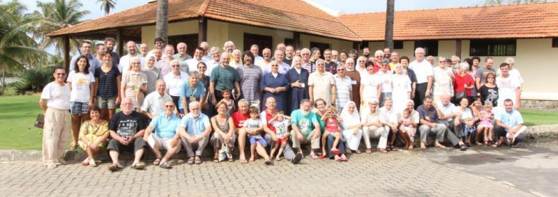 CEBI contribui em formação de missionários/as italianos/as