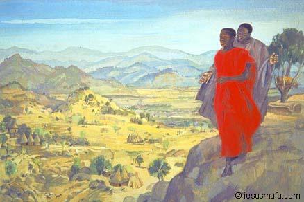Não desviar Jesus (Lc 4,1-13) – José Pagola