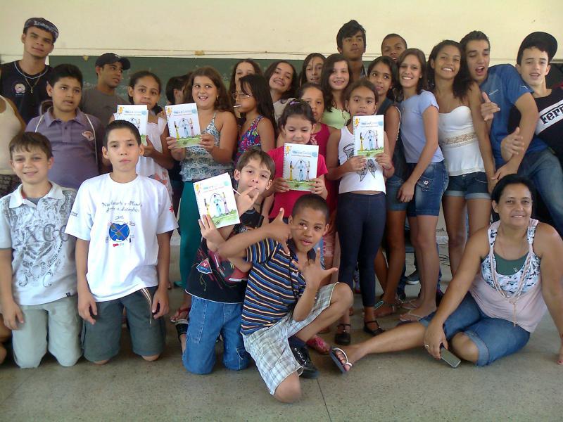 Crianças e jovens em situação de risco: a Bíblia pode ajudar