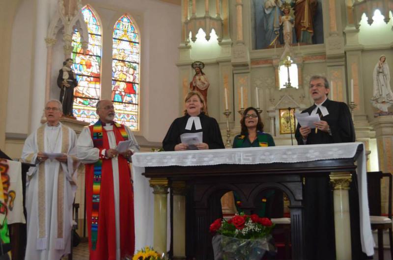Culto Ecumênico e Sessão na Assembleia Legislativa marcam 40 anos da CESE