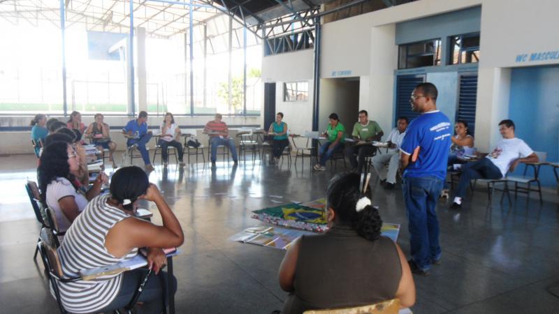 CEBI-TO: Escola Bíblica em Lavandeira