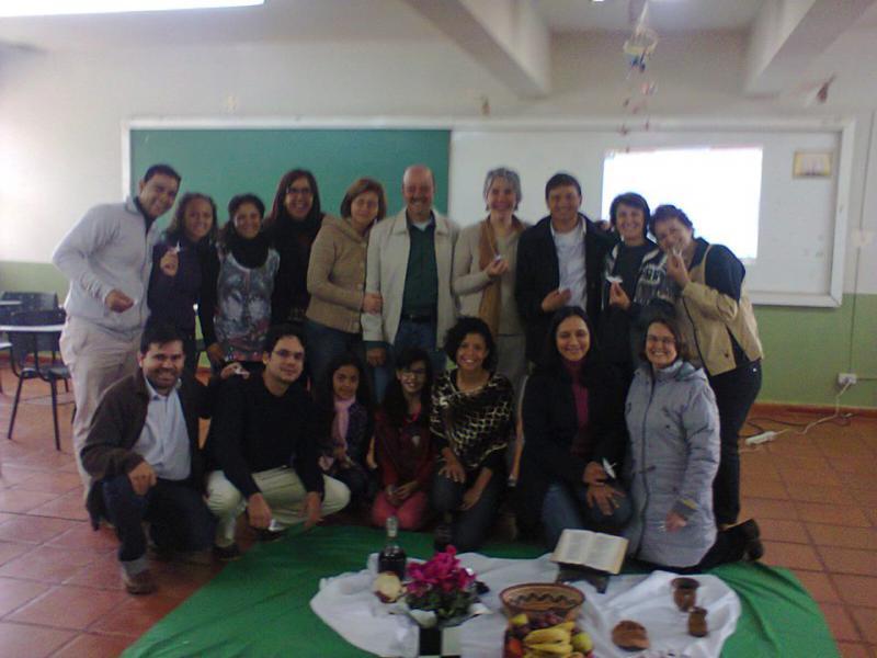 Capela do Cerrado: Batistas, Metodistas, Católicos e Presbiterianos em comunhão