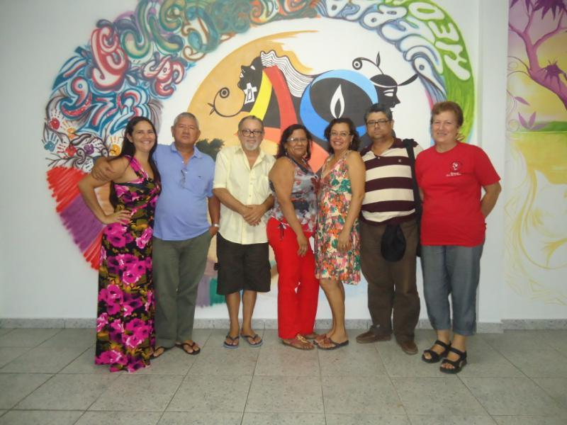 Reunião do Coletivo CEBI Amazonas