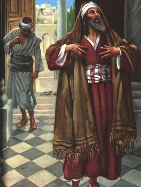 A verdadeira oração: O fariseu e o publicano – Carlos Mesters e Mercedes Lopes