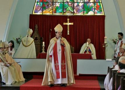 Novo Primaz da Igreja Anglicana é eleito