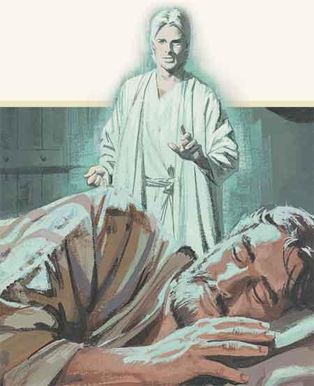O sonho de José e a chegada do Messias (Mt 1,18-25)