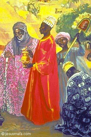 DOMINGO DE EPIFANIA Evangelho de Mateus 2,1-12