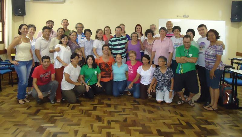 DABAR VI: gente de vários cantos do Brasil, da Nicarágua, Bolívia, México e Venezuela