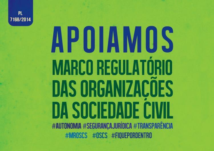 Plataforma por um Novo Marco Regulatório para as Organizações da Sociedade Civil