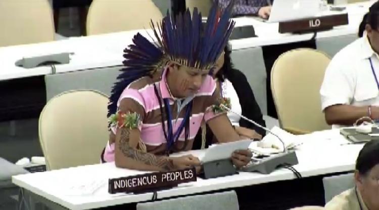 """Brasil é denunciado na ONU por """"regressão nos direitos indígenas"""""""