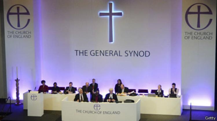 Primaz da IEAB opina sobre sagração de mulheres na Igreja da Inglaterra.