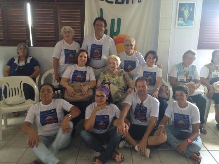 CEBI-PB: Agostinha Vieira na celebração dos 35 anos do CEBI