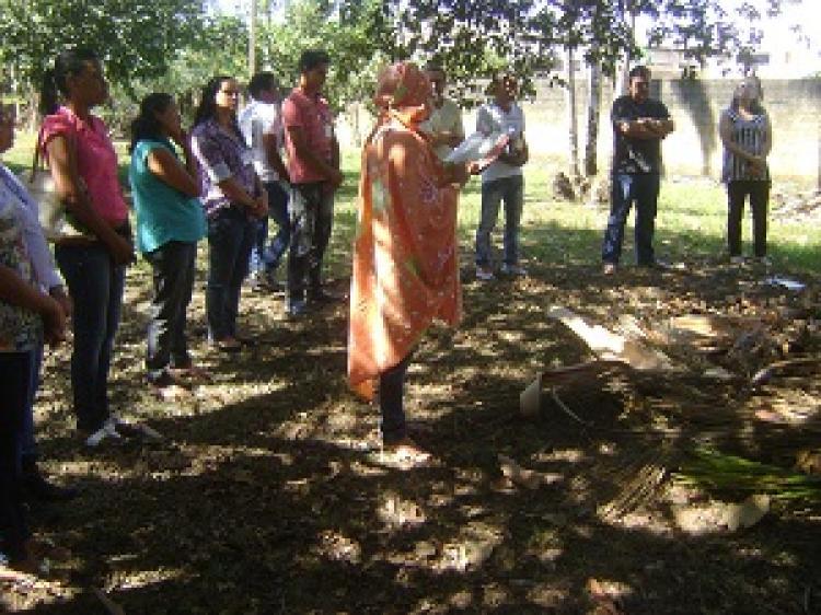 CEBI-RO: A Comunidade de Mateus e o clamor por justiça sócioambiental