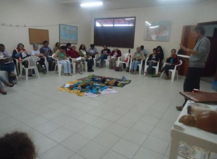 CEBI-BA: Promove seminário sobre os Povos Originários.