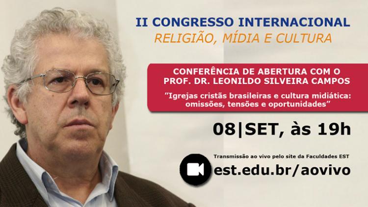 II Congresso Internacional da Faculdades EST