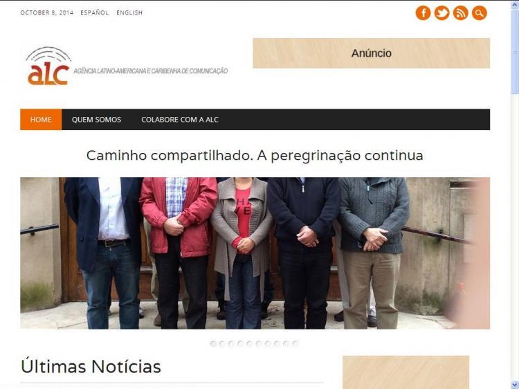Peregrinação de justiça e paz inspira comunicadores da América Latina