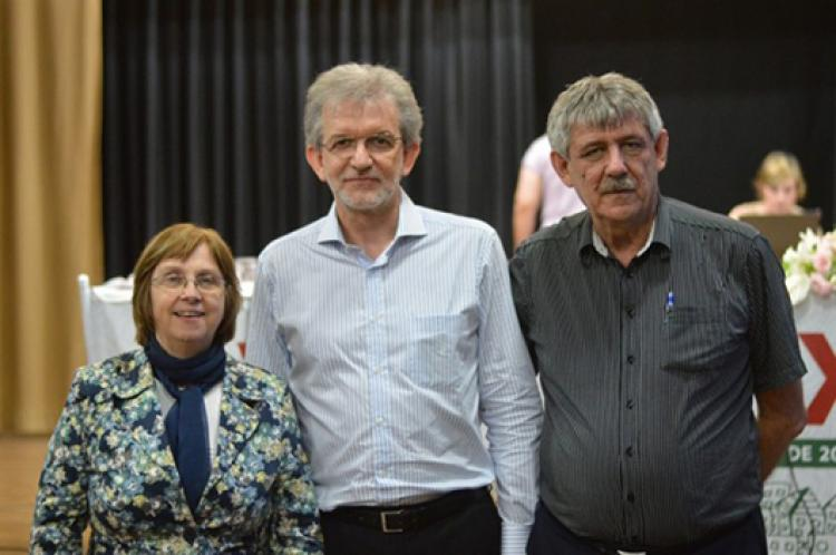 IECLB reelege pastor Nestor Friedrich à presidência