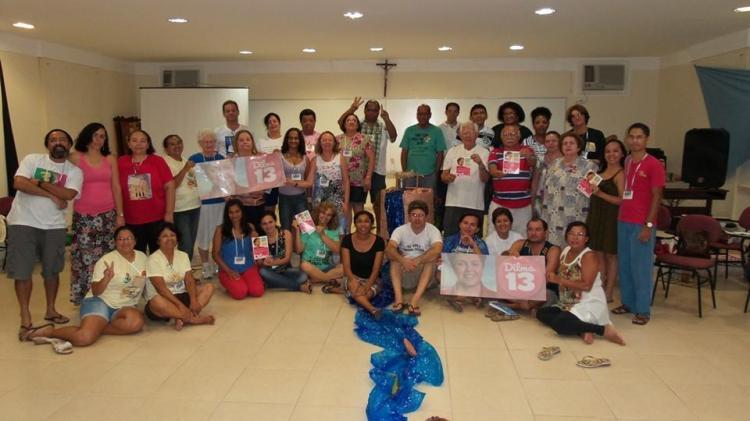 CEBI Nordeste declara voto em Dilma e denuncia preconceito contra seu povo