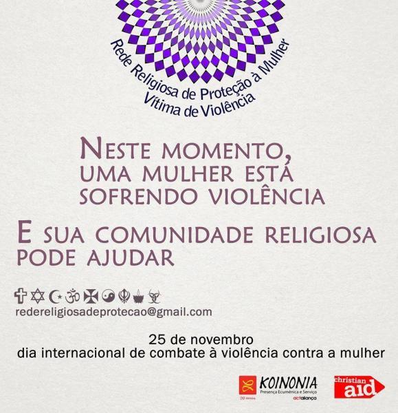 Rede Religiosa de Proteção à Mulher Vítima de Violência