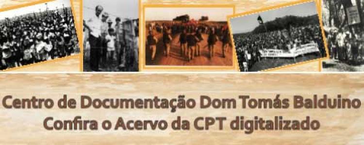 CPT disponibiliza acervo digitalizado sobre os conflitos no campo no Brasil