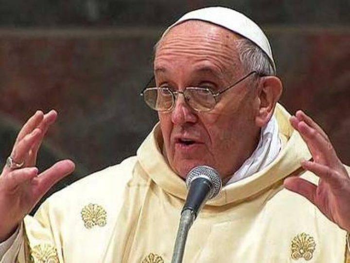 Papa Francisco defende que pena de morte é inadmissível