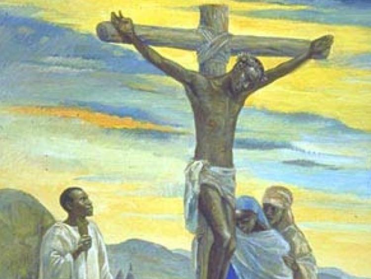 Isaías 52.13-53.12 e João 19.16-30: Sexta-feira da Paixão [Fabiani Appelt]