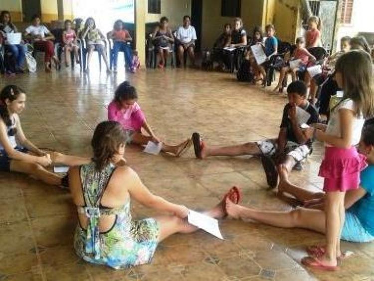 CEBI-GO: Redução da maioridade penal é debatida por Adolescentes e Crianças