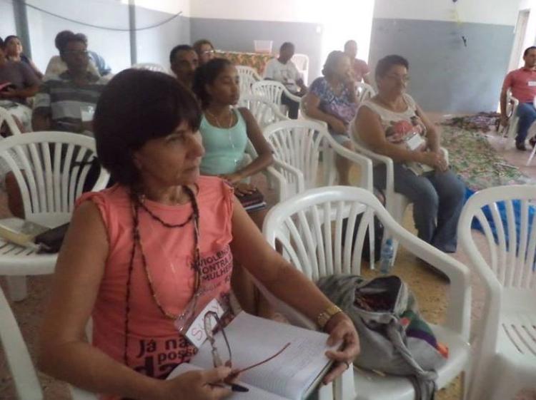 CEBI-ES: Estudo Bíblico em Conceição do Castelo
