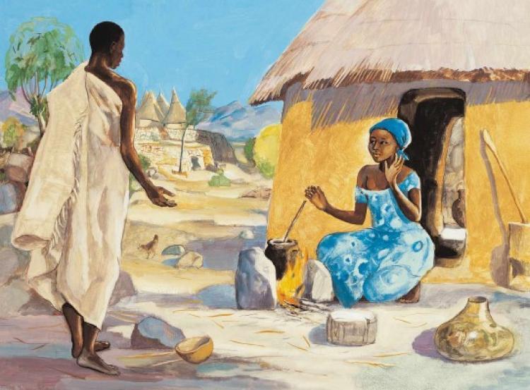 Marcos 5.21-43: Um novo caminho até Deus [Carlos Mesters e Mercedes Lopes]