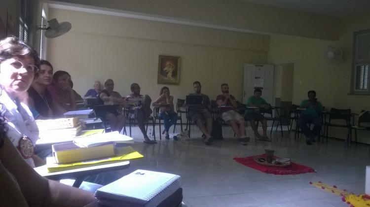Curso de Capacitação em Assessoria Bíblica 2015 em Fortaleza