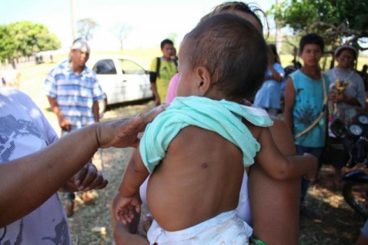 Índígenas relatam momento de terror durante confronto com fazendeiros