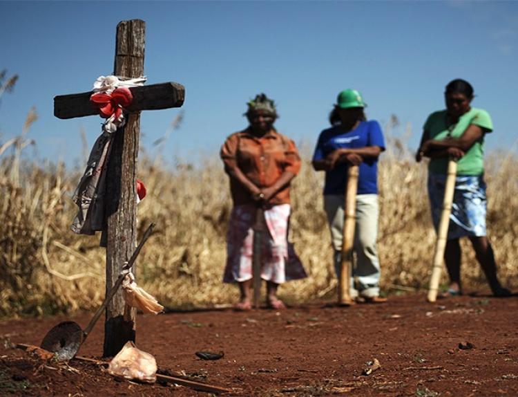Nota Pública: Ruralistas comandam Estado Paramilitar no Mato Grosso do Sul