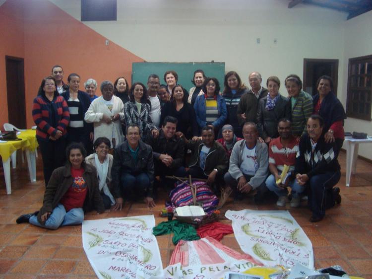 CEBI-MG: 2ª etapa do Curso de Capacitação para assessores da Leitura Popular da Bíblia