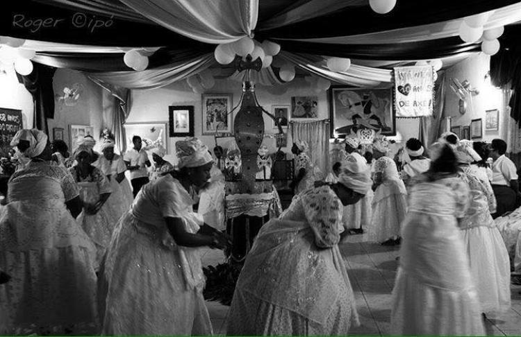 Candomblé é tradição